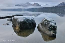 Cold December Mist