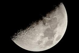 Moon November 26th 2017