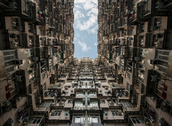 Hong Kong by nickmoulds