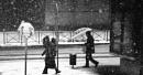 Winter Scene XLI by MileJanjic