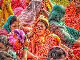 Bandhage Saree Rajasthan