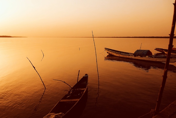 That Gambia River