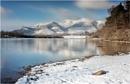 Skiddaw In Winter by Somerled7