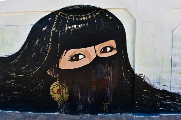 Abaya & Hijab & Niqab by Savvas511
