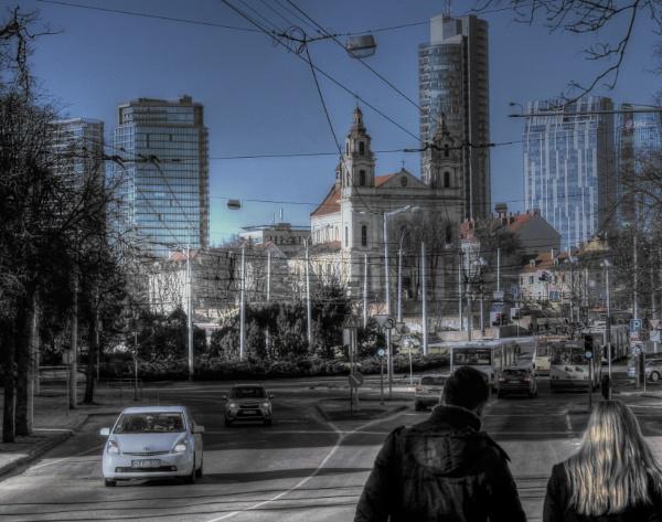 Vilnius, Lithuania by Danas