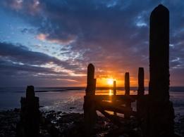 Maryport Sunset