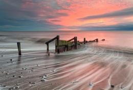Photo : Hornsea Beach