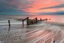 Hornsea Beach by phillG