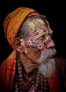 The markings of a saint, a sadhu or a salesman?.......... by sawsengee