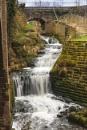 Kings Mill Reservoir Overflow by Mounters