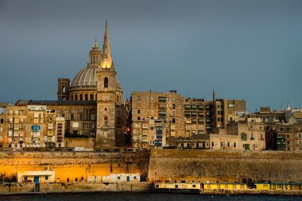 Valletta by AndrewAlbert
