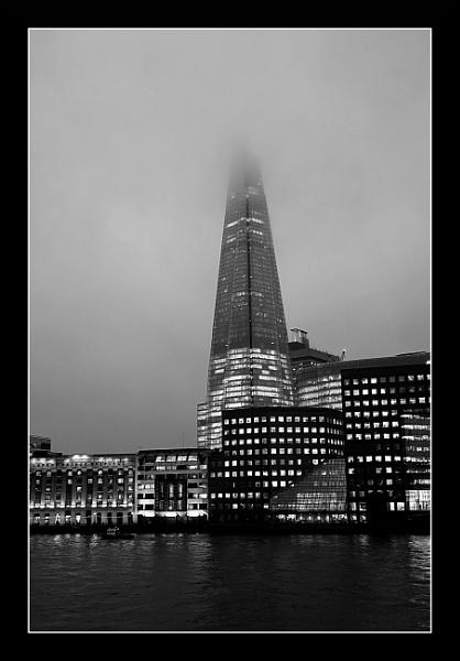 The Shard - UK\'s tallest building by nmilyaev