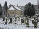 Snowy Cemetery by SUE118