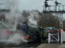 Flying Scotsman at Grosmont by peterthowe