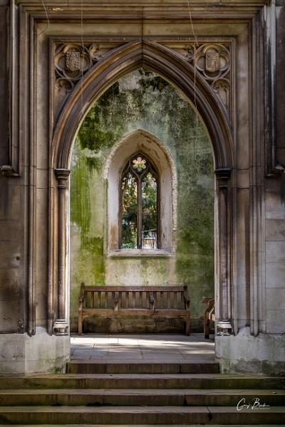Week 11/52 - St Dunstans by MonochromeTear