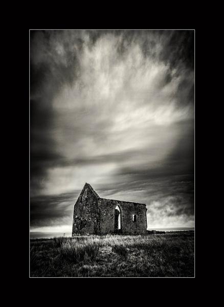 Abandoned House of Worship, Skye by PaulSwinney