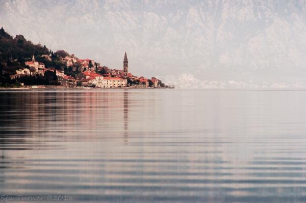 Perast, Montenegro by Stubeee