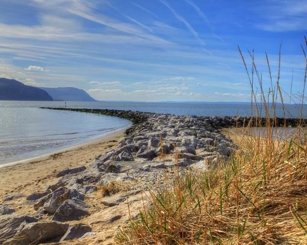 Down On The Beach by ianmoorcroft