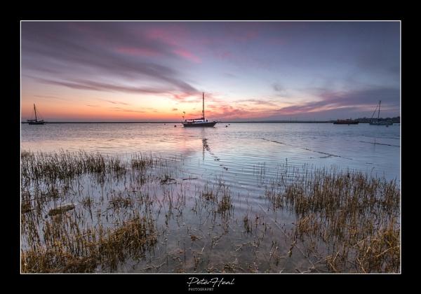Norfolk Sunrise by Scooby10