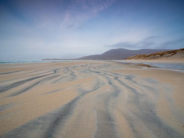 Seilebost Beach Harris by Stumars