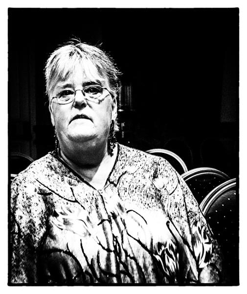 Yvonne -Film Noir by Lord_Raglan