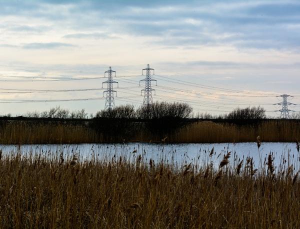 Pylons by Nikonuser1