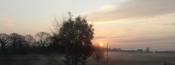 sunrise by jenny007