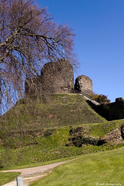 Launceston Castle Cornwall by shell68