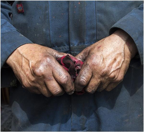 Resting Hands by danbrann