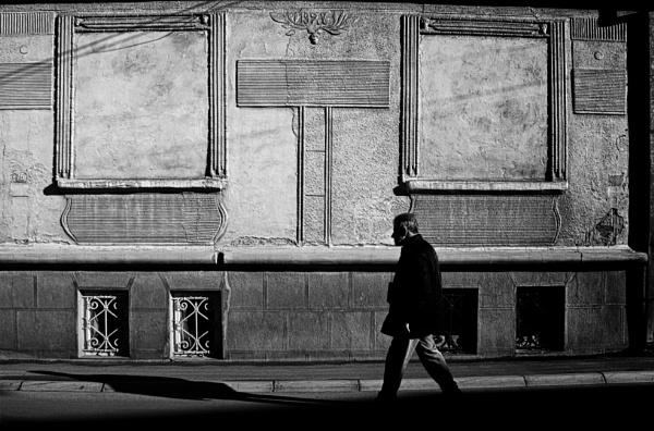 City Life LIII by MileJanjic