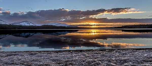 Loch Morlich by kevinwpayne