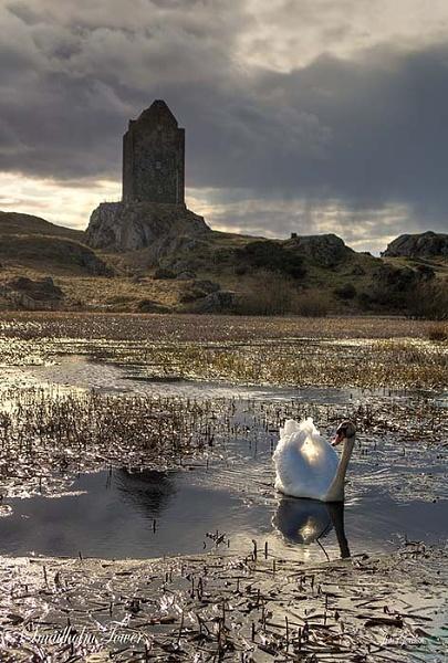 Smailholm Tower by jimgordon666