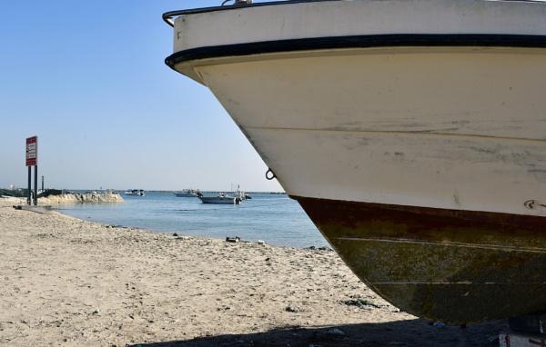 Dammam Fishing boat by Savvas511