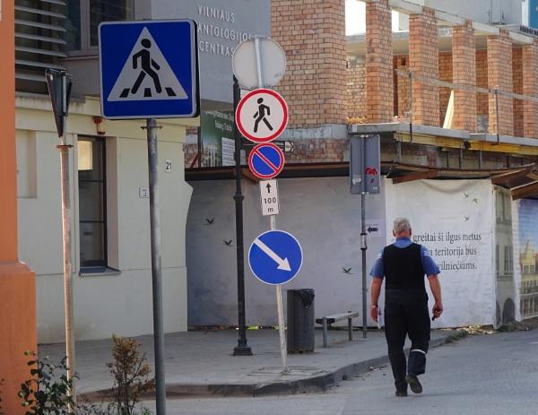 Pedestrian by Kabrielle
