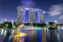 The Marina Bay Sands by edrhodes