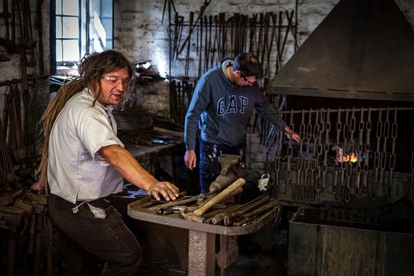 Blacksmith by photographerjoe