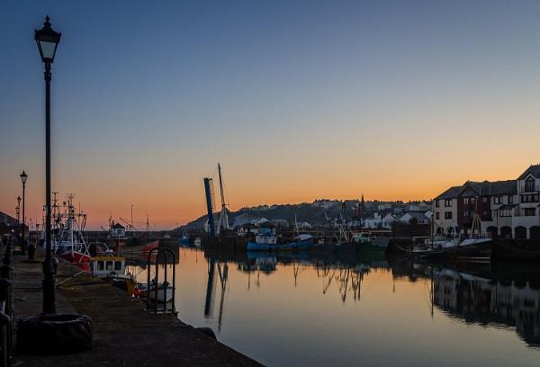 Harbour sunrise by Sue_R