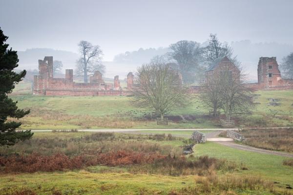 Bradgate Park - House & Chapel Remains by audi_db