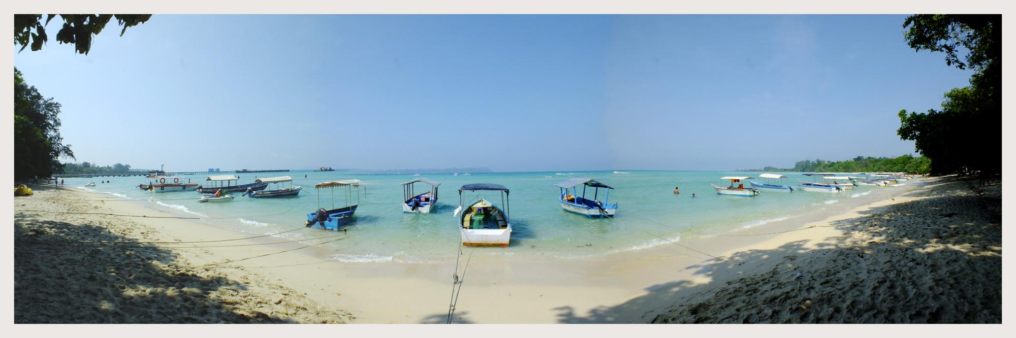 Bharat Pur Beach Pan