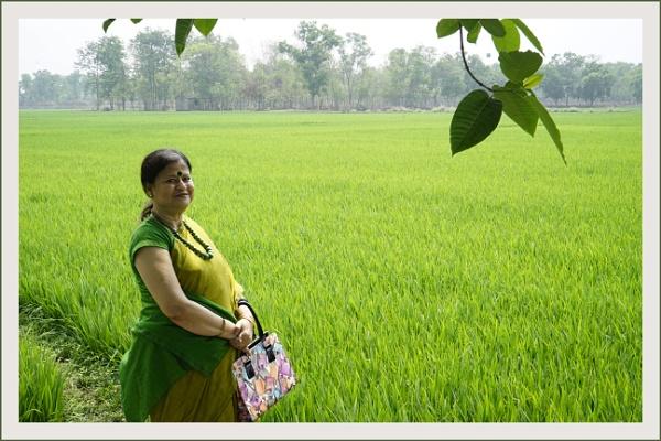 Village Vs Urban Life by prabhusinha