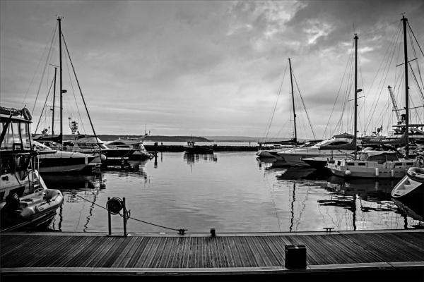 Poole harbour, Dorset by rambler