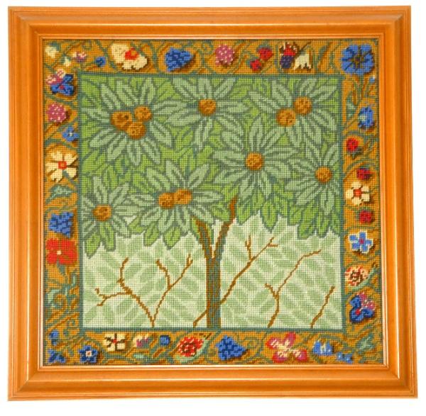 ORANGE TREE by EMJAYCEE