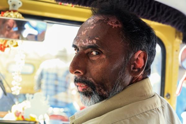 Auto Rickshaw driver by bobbyl