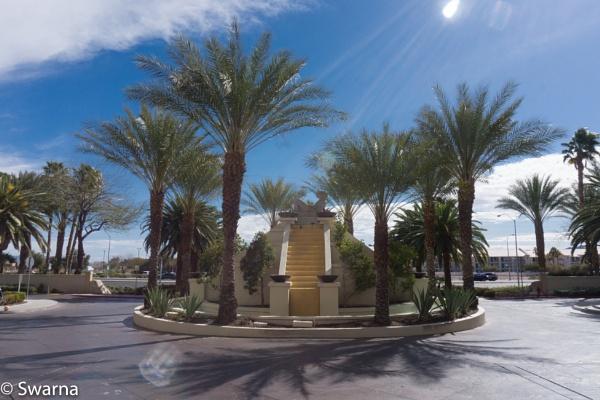 Cancun Resort - Las Vegas by Swarnadip