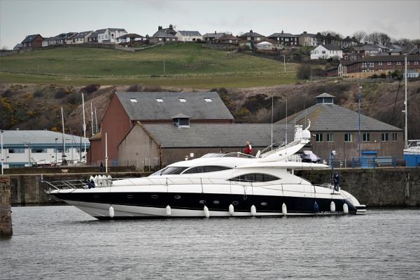 My Dream boat (I wish) by ANNDORASBOX