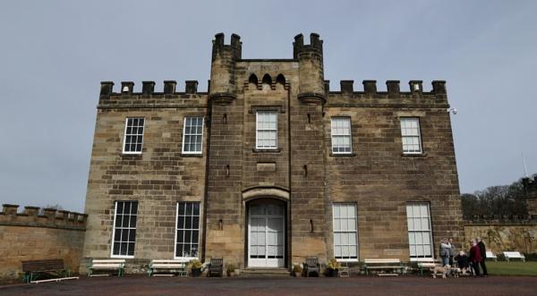 skelton castle by robthecamman