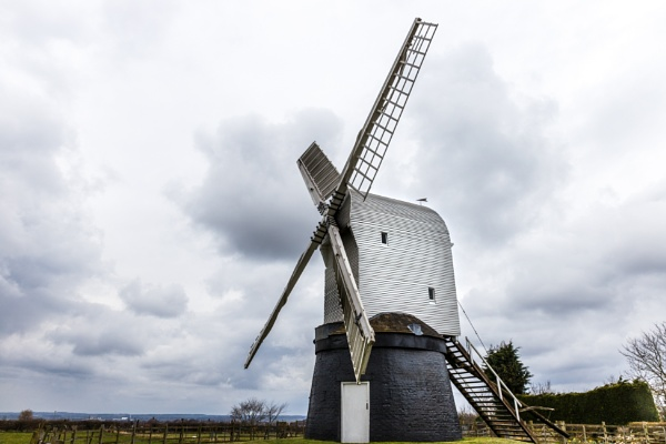Wrawby Windmill by Graysshootin
