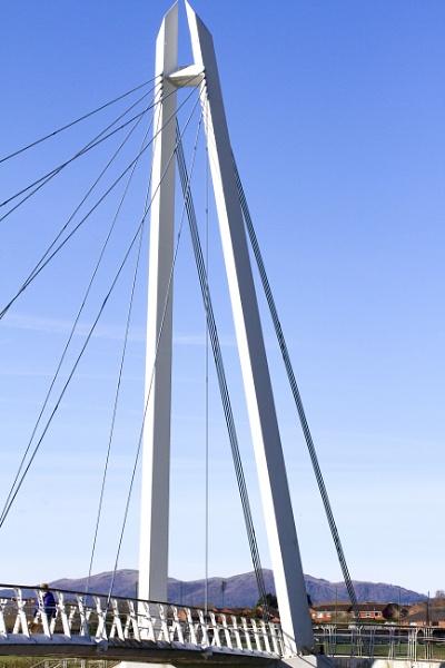 Diglis Bridge by peterjay80