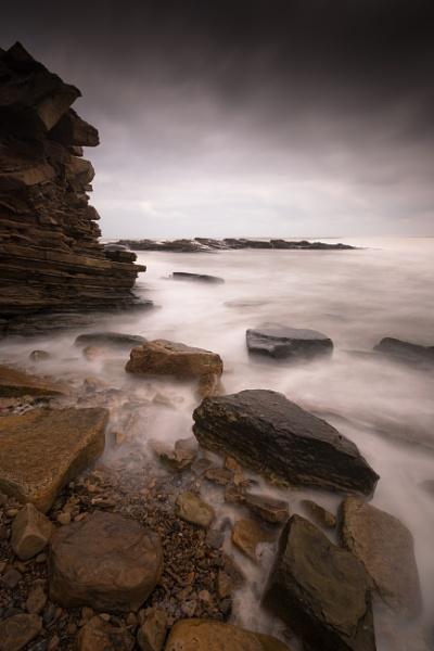 Rugged Coast by Legend147