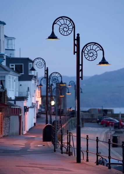 Lyme Regis by alfpics